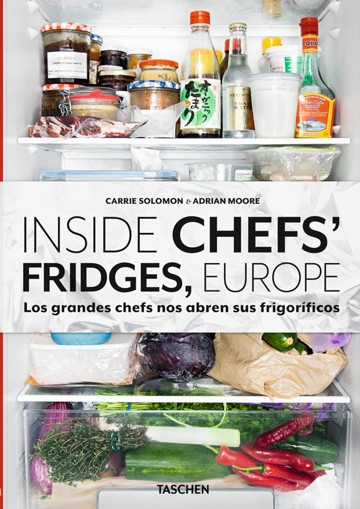Inside Chef´S Fridges,...
