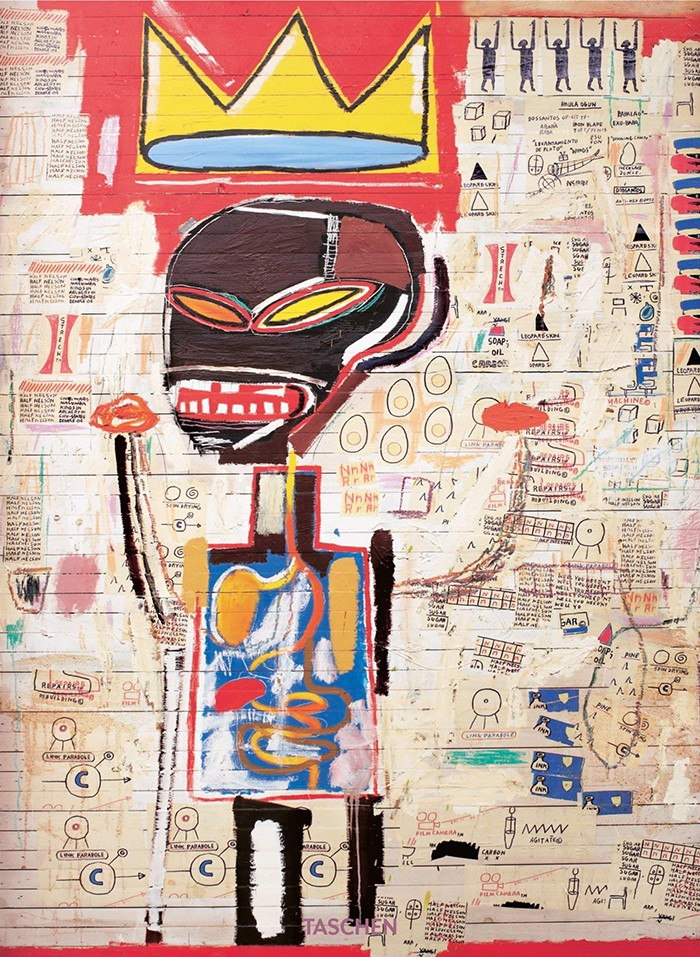 Xl - Jean-Michel Basquiat