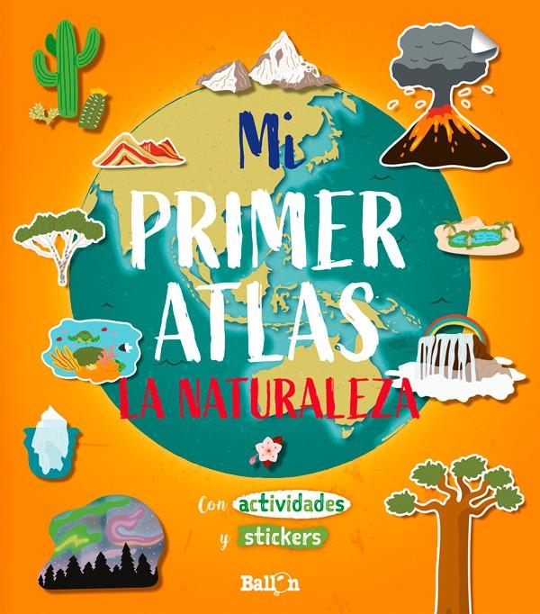 mi primer atlas - LA...