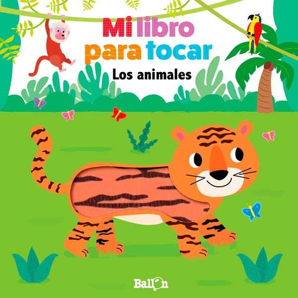Los animales · Mi libro...