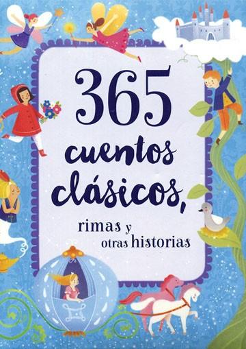 365 Cuentos Clásicos, Rimas...