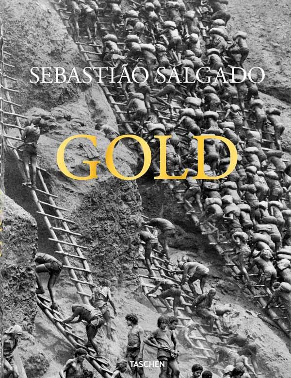 Gold. Sebastião Salgado