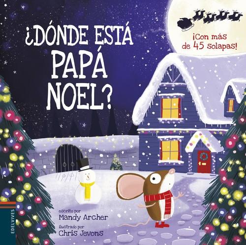 ¿Dónde esta Papá Noel?