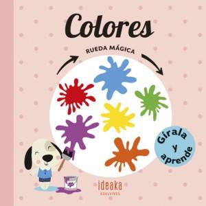 rueda magica - COLORES