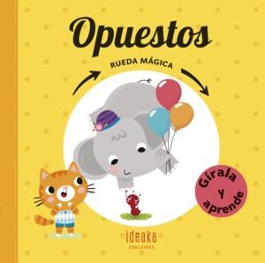 rueda magica - OPUESTOS