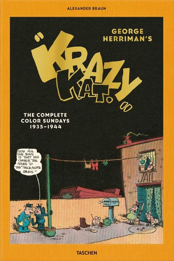 "GEORGE HERRIMANS ""KRAZY..."
