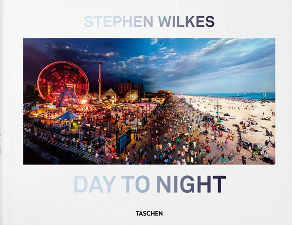 STEPHEN WILKES. DAY TO...
