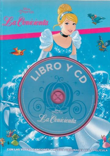 La Cenicienta + CD
