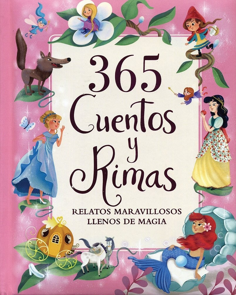 365 cuentos y rimas....