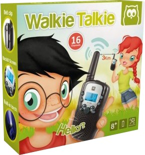 Walkie Talkies (8+)