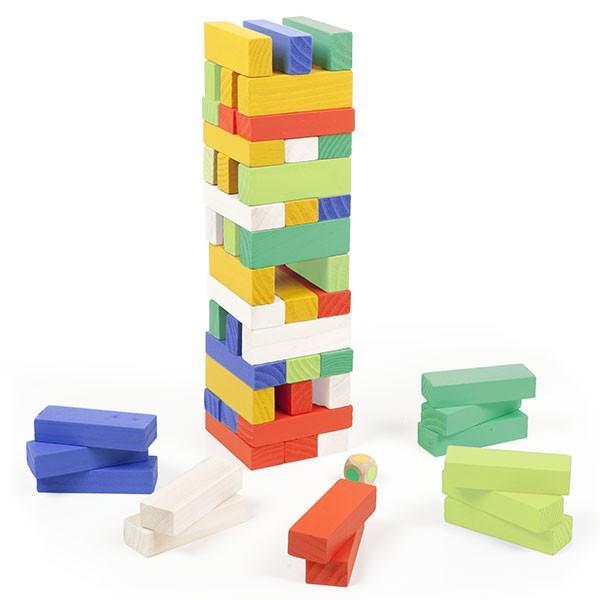 Torre equilibrium 54 piezas...