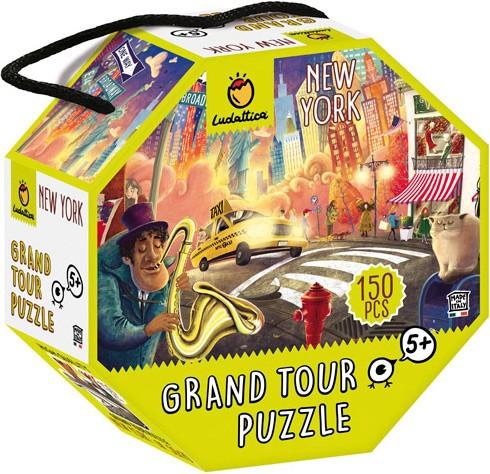Puzzle gran tour - Nueva...