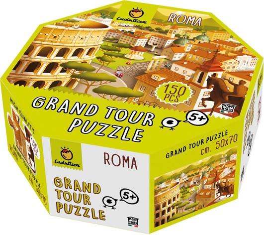 Puzzle gran tour - Roma 150...