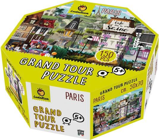 Puzzle gran tour - París...