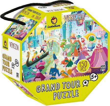 Puzzle gran tour - Venecia...