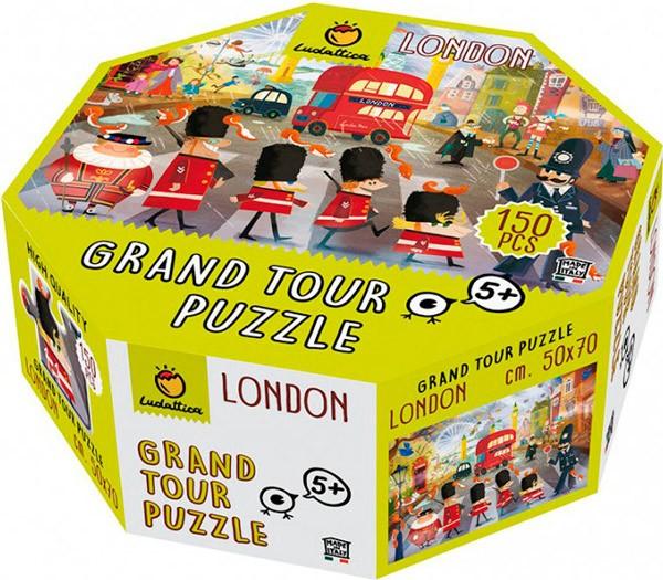 Puzzle gran tour - Londres...