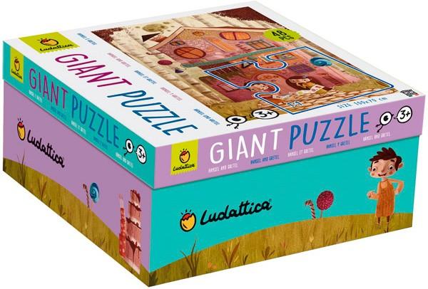 Giant puzzle - Hansel y...