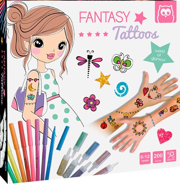 Fantasy - Tattoos (6+)