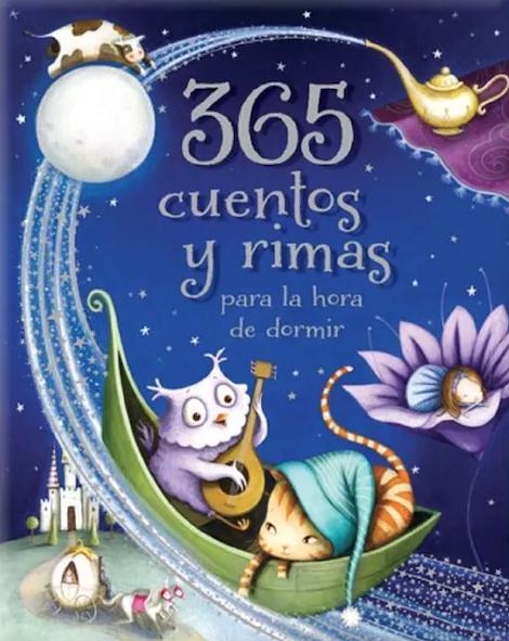 365 cuentos y rimas para la...