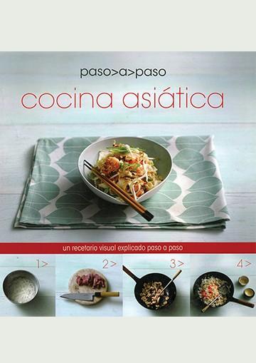 Paso A Paso - Cocina Asiatica