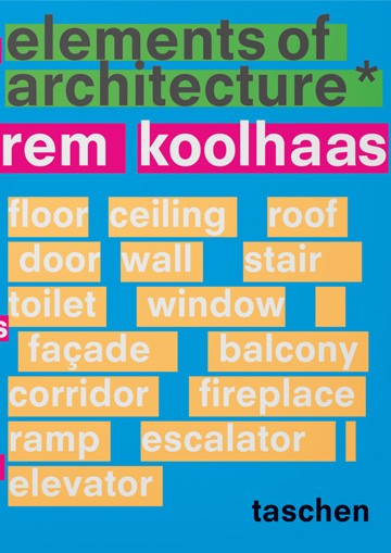 Va - Rem Koolhaas. Elements...