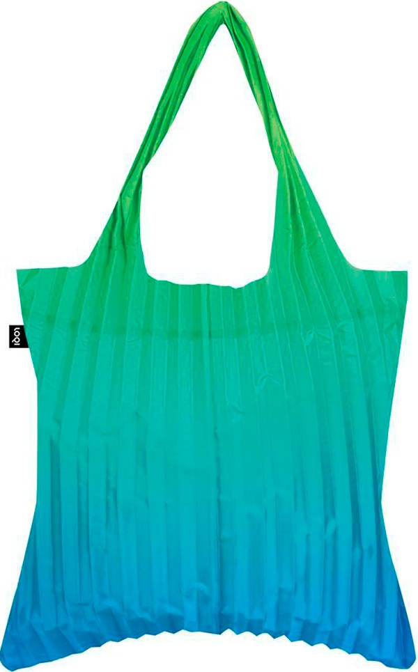 Bolsas pleated - RAINBOW GREEN