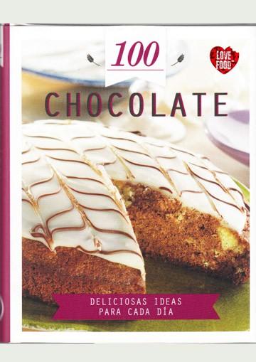 100 Recetas - Chocolates