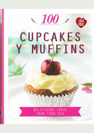 100 Recetas - Cupcakes Y...