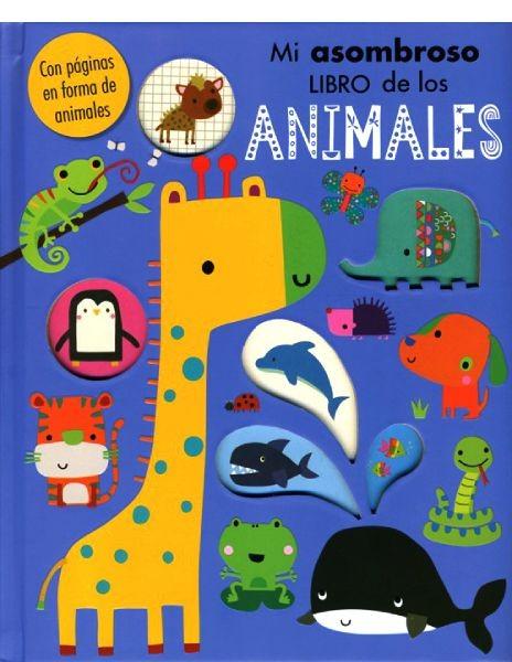 Mi asombroso libro de los...