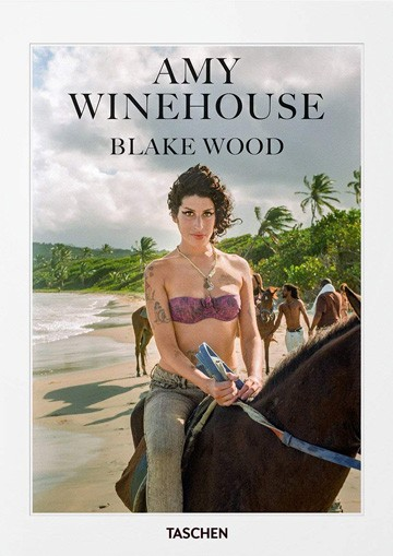 Fo - Amy Winehouse. Blake Wood