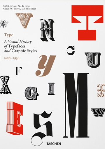 Type.  A Visual History Of...