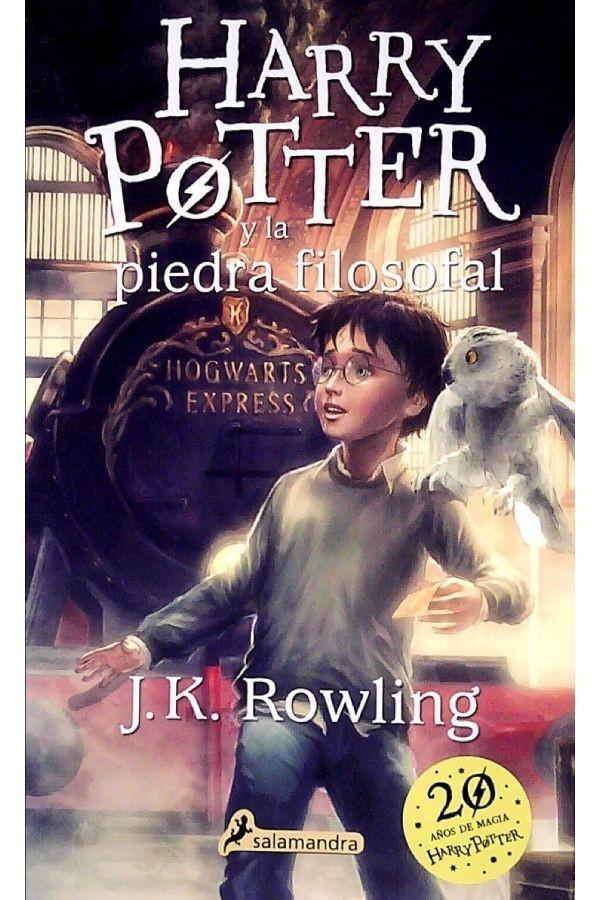 Harry Potter y la piedra...
