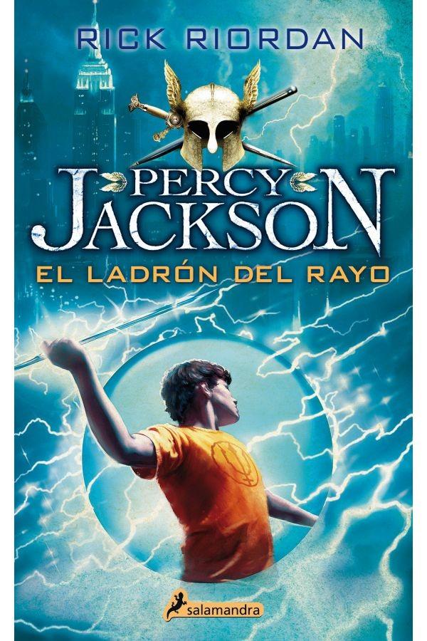 Percy Jackson - El ladrón...