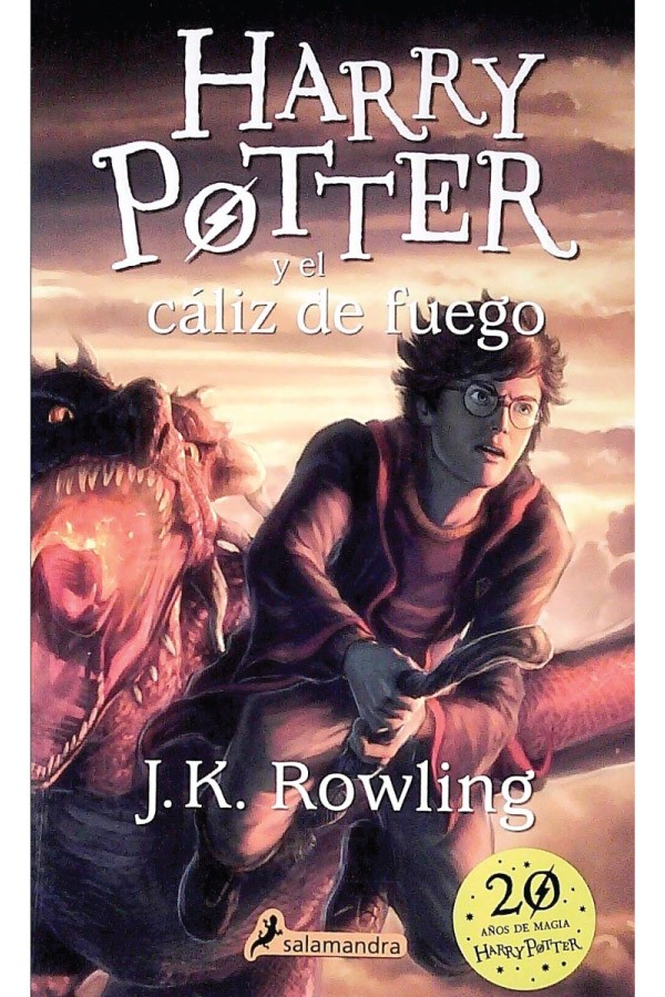 Harry Potter y el cáliz de...