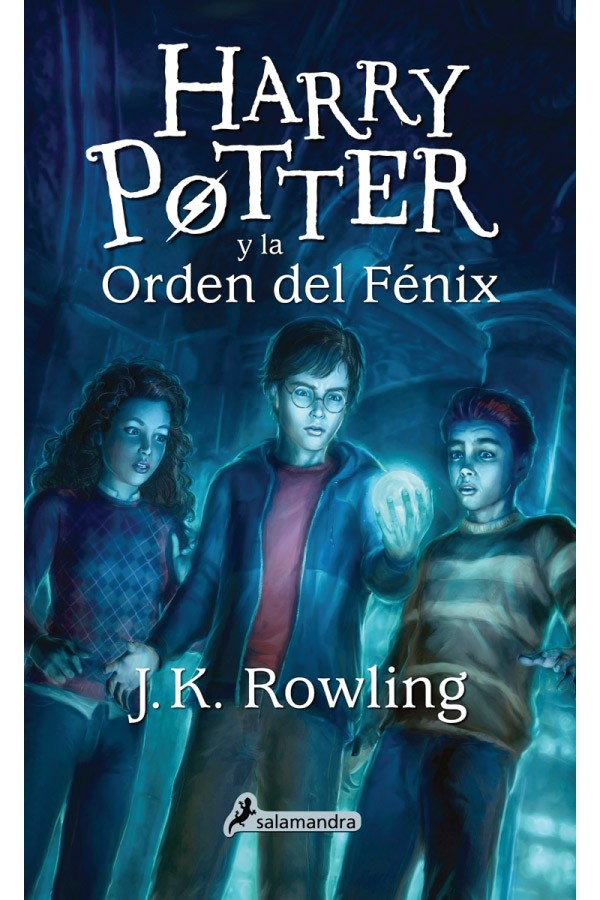 Harry Potter y la orden del...