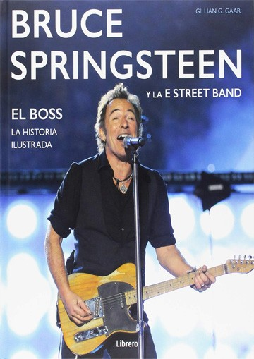 Bruce Springsteen. El boss....