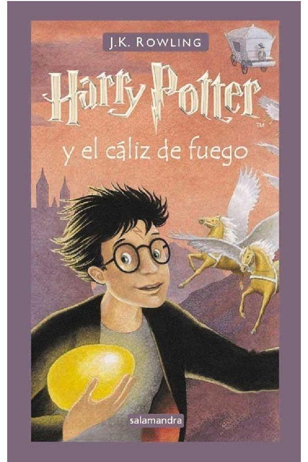 Harry Potter y el cáliz de...
