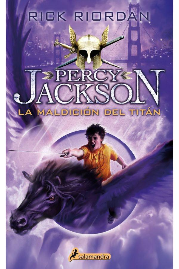 Percy Jackson. La maldición...