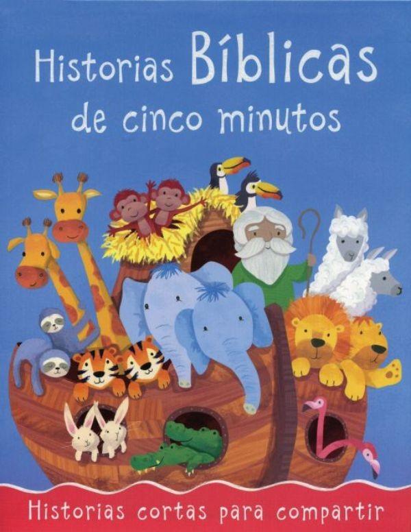 Historias bíblicas de cinco...