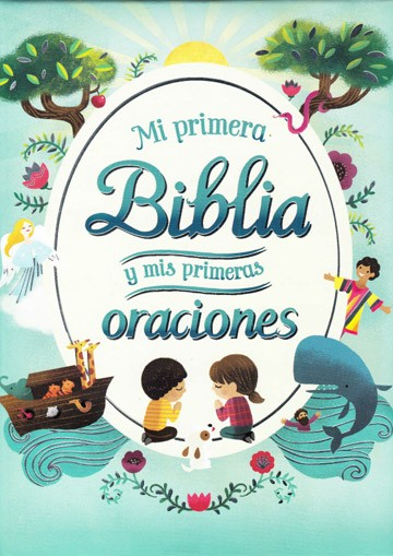 Mi primera biblia y mis...
