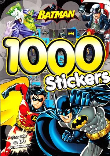 1000 Stickers -  Batman