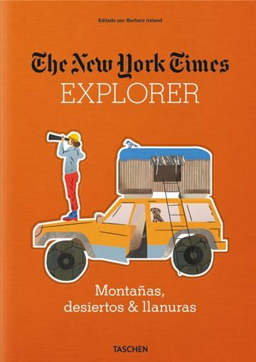 NYT Explorer. Montañas...