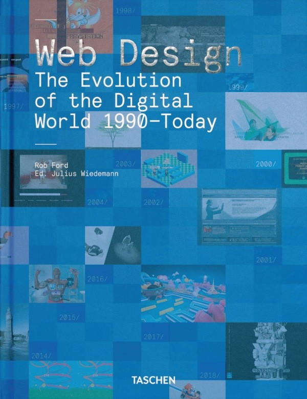 Web design. The evolution...