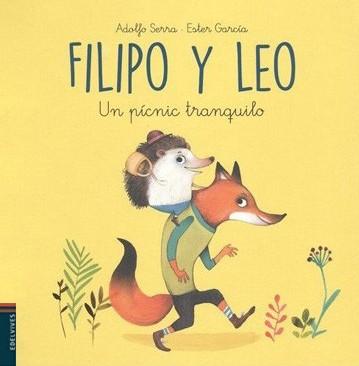 Filipo y Leo. Un picnic...