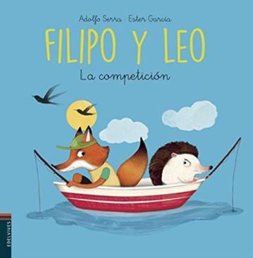 Filipo y Leo. La competición