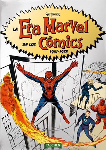 La era Marvel de los cómics...