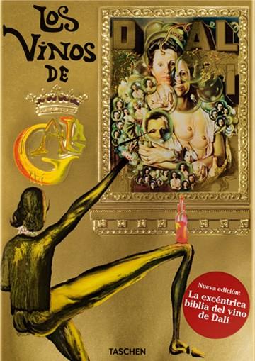 Dalí. Los vinos de Gala