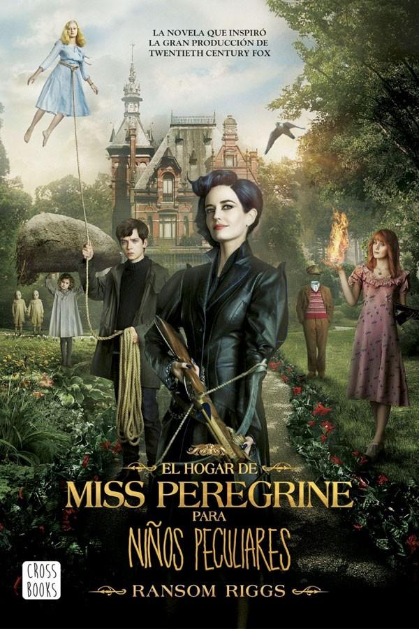 El hogar de Miss Peregrine...