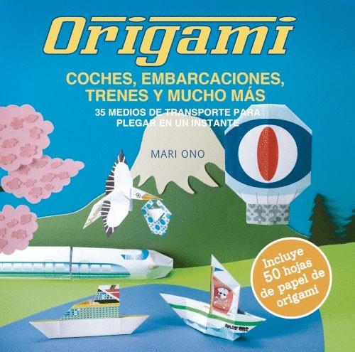 Origami, coches,...