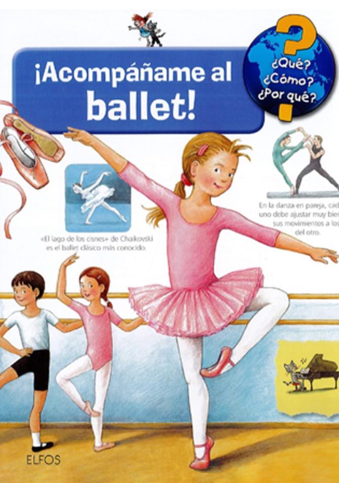 ¡Acompáñame al ballet!